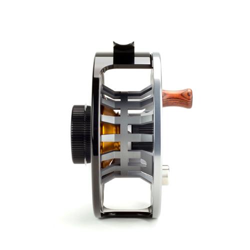 Moulinet Bauer RX4 - Microspey - soie 3/4/5