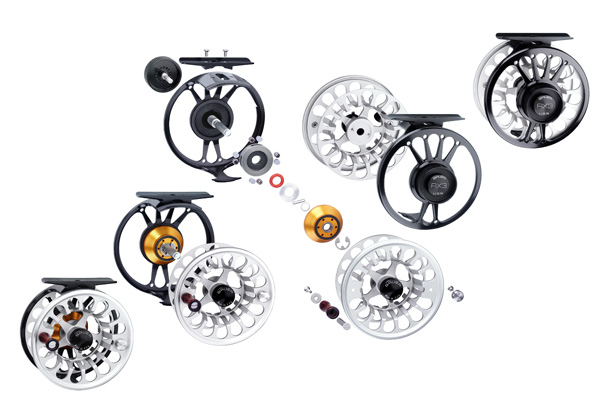 Moulinet BAUER RX / FLY FISHING BAUER REELS RX
