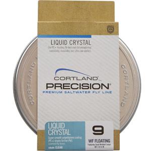 Soie Cortland Liquid Crystal Guide - WF6F - 27.50m