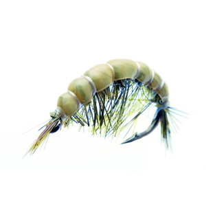 Mouche J:son gammare - 137 - 10 mm h16 - Light Olive