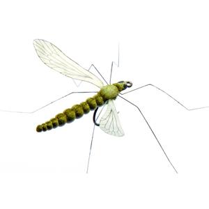 Mouche J:son insecte terrestre tipule - 139 - 30 mm h8 - Safran-Gold