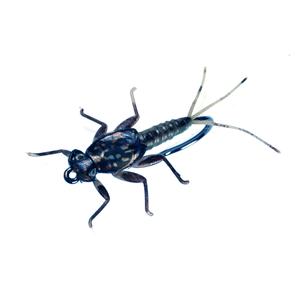 Mouche J:son Nymphe d'éphémère - 7 - 18 mm h12 - Black