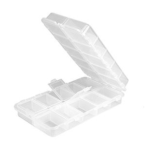 Boîte à mouches Lm2g - Modèle Transparent PO1