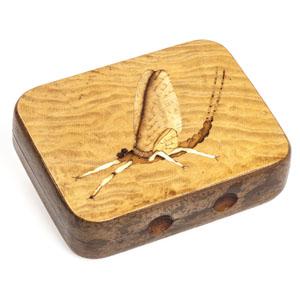 Boîte à mouches Lm2g - Ephémère - Bois