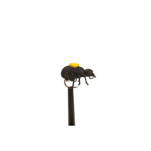 Mouche Lm2g série spéciale - HG10P - Scarabée Spot Jaune h10