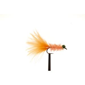 Mouche Lm2g série spéciale - HG25K - Mini Clouzer Pêche h9