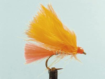 Mouche Lm2g streamer léger - ST58 - Straggler Wiskey  h10