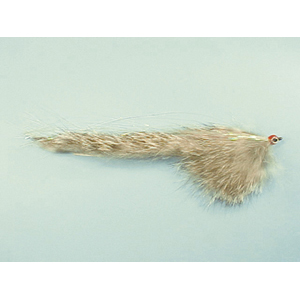 Mouche Lm2g mouche brochet - B5 - Grey Pike Bunny  h5/0