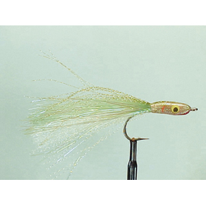 Mouche Lm2g mouche mer - M23 - Chartreuse Surf Candy  h2/0