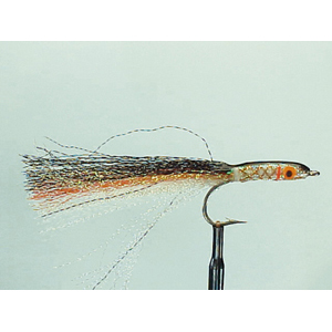 Mouche Lm2g mouche mer - M24 - Orange Surf Candy  h2/0