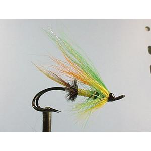 Mouche Lm2g mouche migrateur - MI1 - Green highlander  h6