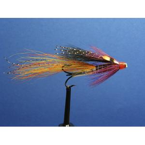 Mouche Lm2g mouche migrateur - MI16 - Purple Cascade Brass  tube 22 mm