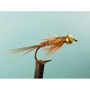 Mouche Lm2g nymphe casquée - N26 - Pheasant Tail  h10