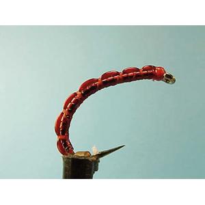 Mouche Lm2g nymphe légère - N60 - Real Bloodworm   h10