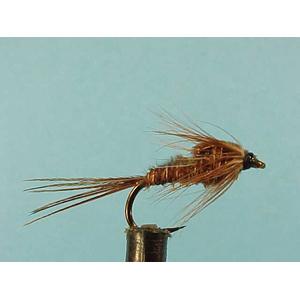 Mouche Lm2g nymphe légère - N69 - Pheasant Tail  h10