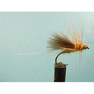 Mouche Lm2g mouche sèche - S32 - March Brown Dun  h 16