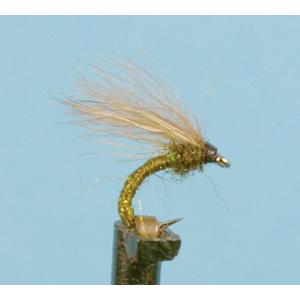 Mouche Lm2g mouche sèche - S38 - F Fly Olive  h 18