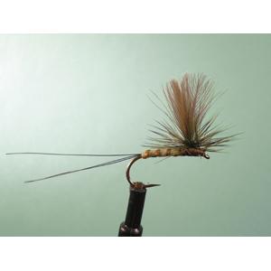 Mouche Lm2g mouche sèche - S9 - Adult Dun Mayfly h10