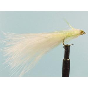 Mouche Lm2g streamer plombé - ST13 - Cat's Whisker Straggler  h10