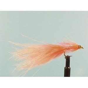 Mouche Lm2g streamer plombé - ST17 - Coral Straggler  h10