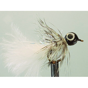 Mouche Lm2g streamer plombé - ST22 - White Holographic  h10