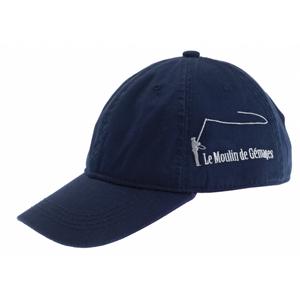 casquette Lm2g - Modèle 100% coton - Bleu Marine