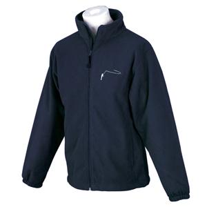 Veste Lm2g - Modèle Polaire étanche - Taille S - Bleu marine