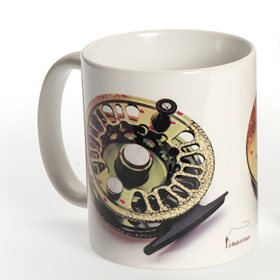 Mug Collection Lm2g  - Moulinets Abel Saumon de Fontaine