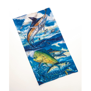Foulard tubulaire Lm2g - Blue Water