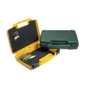 Boîte à mouches Lm2g - Mallette Streamers - Jaune