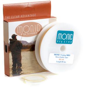 Soie Monic MDT Micro-double Taper - Eaux froides - DT2F - 26 m