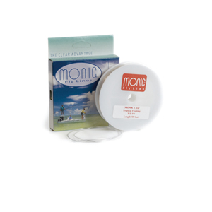 Soie Monic All Weather Tropicale Clear - Eaux Chaudes - WF8F - 30,50 m
