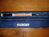 Canne d'occasion Sage RPLXI 9p soie 7- 3brins