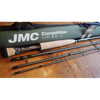 Canne d'occasion JMC Competition - 11.6p #6