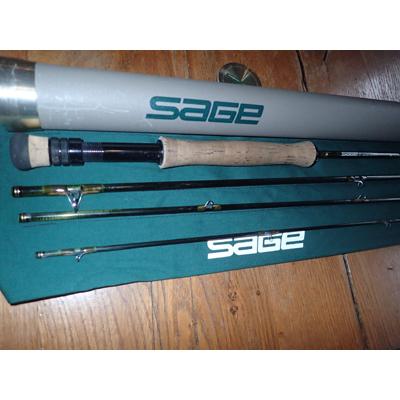 Canne d'occasion Sage XP  9'6p #6 - 4 brins