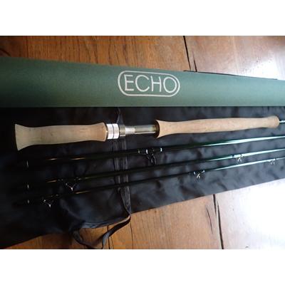 Canne d'occasion Echo Classic 13p #8 - 4 brins