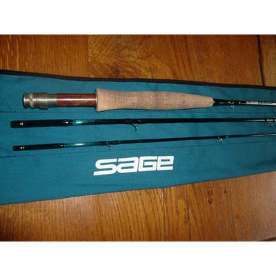 Canne d'occasion Sage SP Graphite IV 9p #5 - 3brins