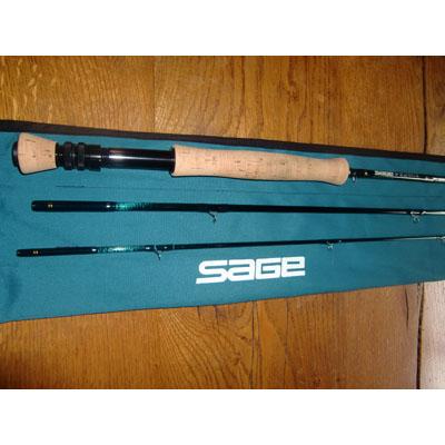 Canne d'occasion Sage SP 9p6 #6 - 3brins
