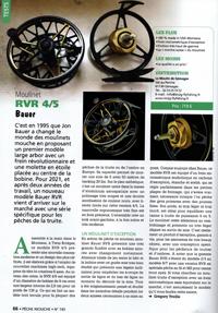 Moulinet Bauer RVR 4/5