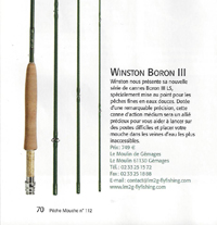 Winston Boron III LS
