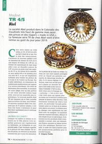 MOULINET MOUCHE ABEL TR 4/5 LE MOULIN DE GEMAGES