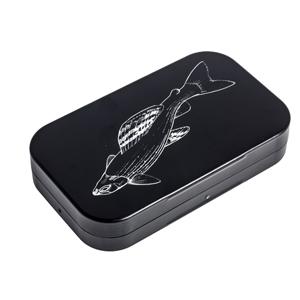 Boîte à mouches Richard Wheathley - Modèle Ombre gravé