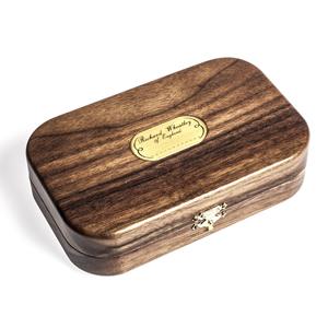 Boîte à mouches Richard Wheathley - Modèle Bois Noyer / Cases