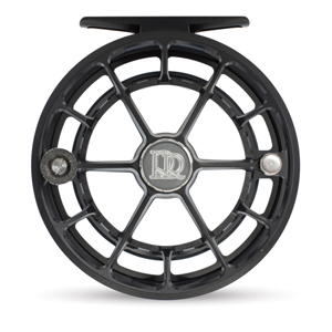 Moulinet Ross Evolution R 5/6 - Noir