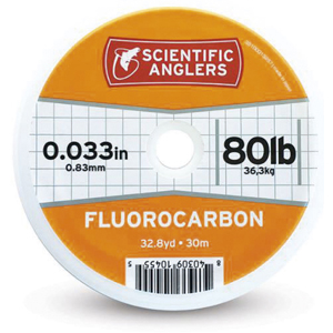 Fluorocarbone Scientific Anglers - 60 Lb / 76° - 30 m