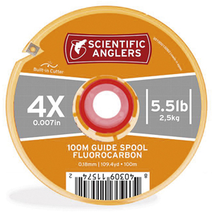 Fluorocarbone Scientific Anglers - 4X / 18° - 100 m