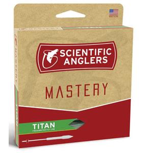Soie Scientific Anglers Mastery Titan - WF6F - 27,40 m