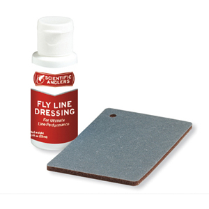 Produit de traitement Scientif Anglers - Flyline dressing
