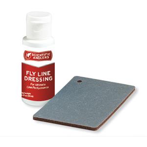 Produit de traitement Scientif Anglers - Flyline dressing
