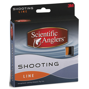 Shooting line Scientific Anglers Floating SL - 30,50 m - 20LB - Orange